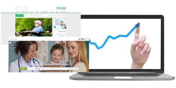 VDOC חשיפה דיגיטלית באתרים מובילים